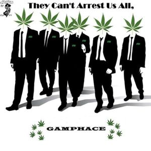 arrestos cannabis