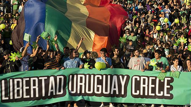 Uruguay crece