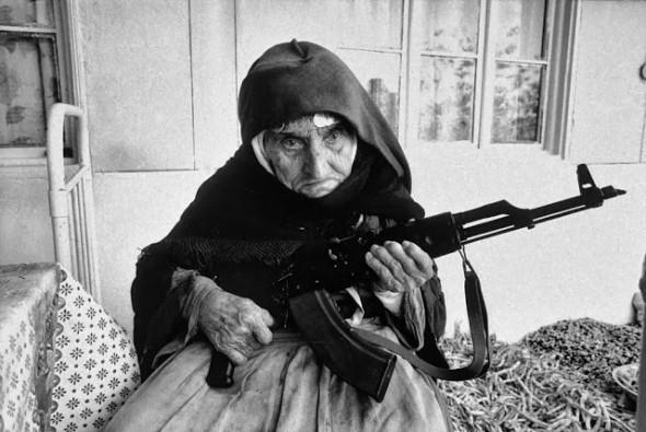 anciana lazarat